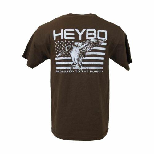 Heybo Outdoors Mallard Flag Youth Short Sleeve T-shirt