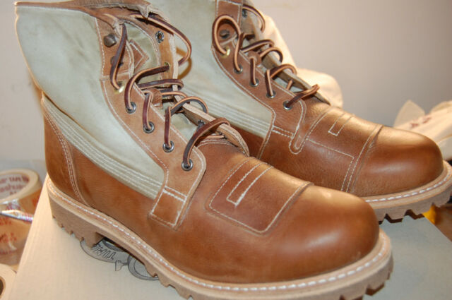 Nib Timberland Boot Company 6 Inch Fl Lineman Boot Made Usa 10 M $450 Brown by Ebay Seller