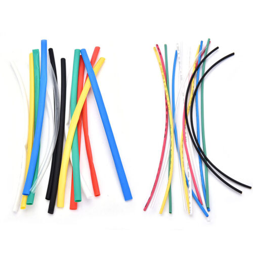 70pcs Assortment 2:1 Heat Shrink Tubing Tube Sleeving Wrap Wire Cable Kit  Y4