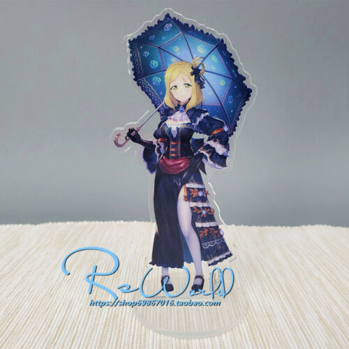 LoveLive!Sunshine! Aqours Cosplay Acrylic Stand figure Model Plate Decor Gift