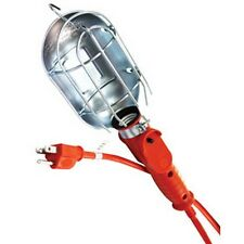 Advanced Tool Design ATD80076 Heavy Duty Incandescent Utility Light With 50 Cord