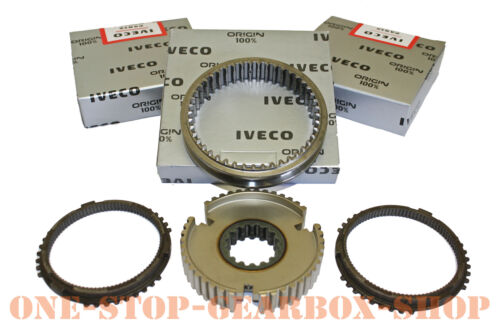 IVECO Eurocargo Gearbox 3rd 4th Gear Synchro Hub Kit 8869032