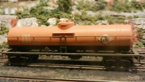 Athearn-Vintage-HO-BB-Great-Western-Single-Dome-Tank-Car-Exc