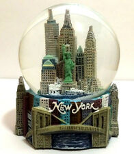 New York City Snow Globe 3.5 Inch (65mm) Skylines & Statue of liberty WG145