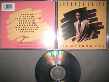 Rare CD Lorenzo Smith – Let Me Show You Alpha International Records (c) 1990