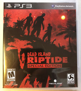 PS3 Dead Island Riptide Special Edition 2013 Used w/ Digital ... Dead Island Maps on