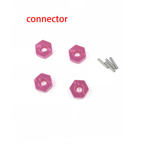 Wltoys 144001 1//14 Upgrade Metal RC Car Parts Swing Arm C Seat Connector