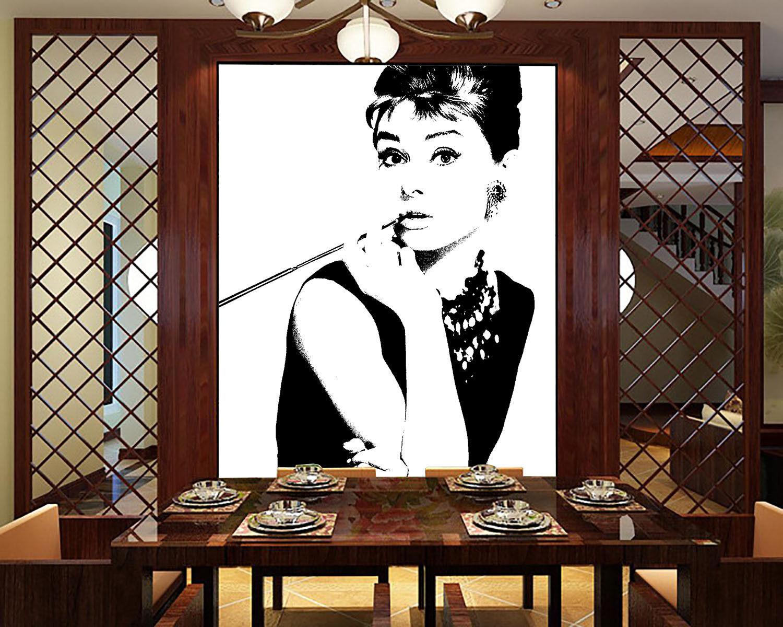Papel Pintado Mural De Vellón Pintura Belleza Clásica 22 Paisaje Fondo Pansize