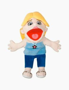 NEW JEFFY PUPPET Authentic Super Mario Logan SML ORDER CONFIRMED✅ FREE SHIPPING!