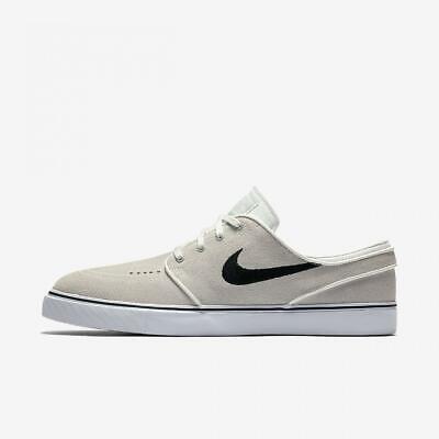 69a6030fd7 Nike SB Zoom Stefan Janoski Summit White Black 333824-108 New Men's Skate  Shoes | eBay