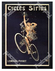 Historic-Cycles-Sirius-1899-Advertising-Postcard