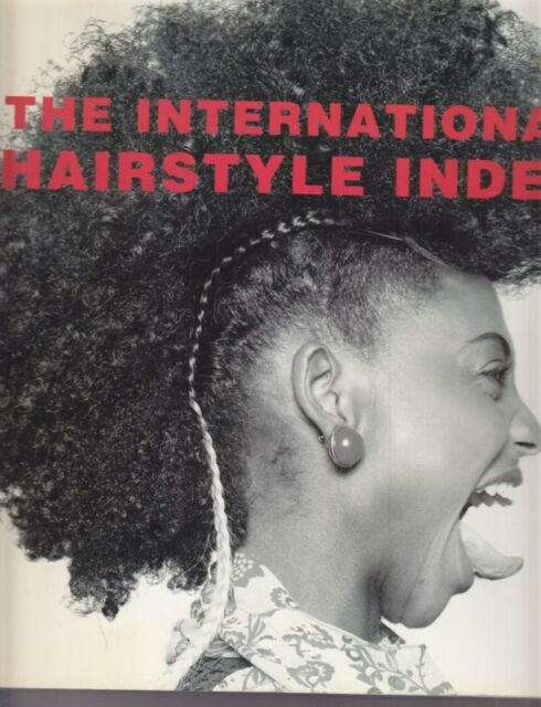 THE INTERNATIONAL HAIRSTYLE INDEX  AA.VV. THE PEPIN PRESS 2003