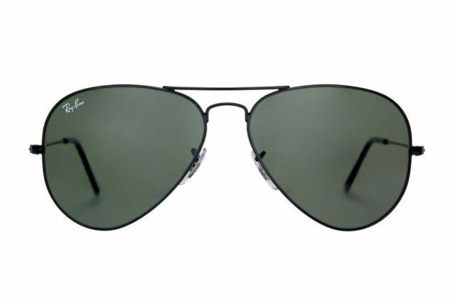Ray Ban RB 3025 aviator l2823 tamaño 58 gafas de sol gafas de piloto neu&ovp