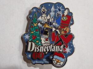 Disney Trading Broches 112474 Dlr - Disneyland 60e Decades Collecte 60 Années