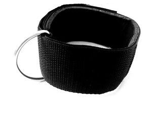 NYLON-ANKLE-STRAP-Home-Gym-Attachment-Cuff-Leg-Accessory-Cable