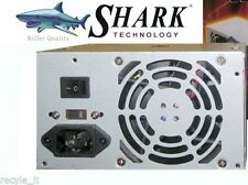 SHARK TECHNOLOGY® 500W Desktop Computer ATX 12V Power Supply Quad-SATA micro PC