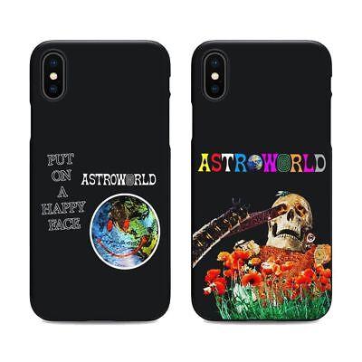 Astroworld Travis Scott silicon Phone Case For iPhone 6 7 8 plus X FREE SHIPP   eBay