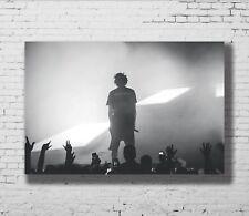 T2513 20x30 24x36 Silk Poster J COLE Rapper Hip Hop Artist Music Art Print