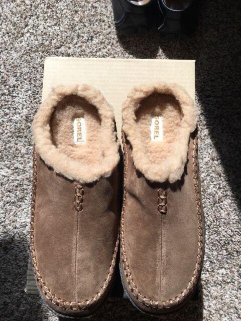 acbc6b110cf1 SOREL Falcon Ridge Slippers Mens 9 for sale online