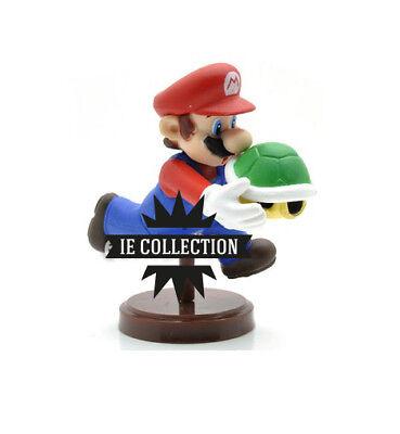 Super Mario 13 Figurines Caractères avec Boîte Bros Iggy Toad Wendy Skelopesce