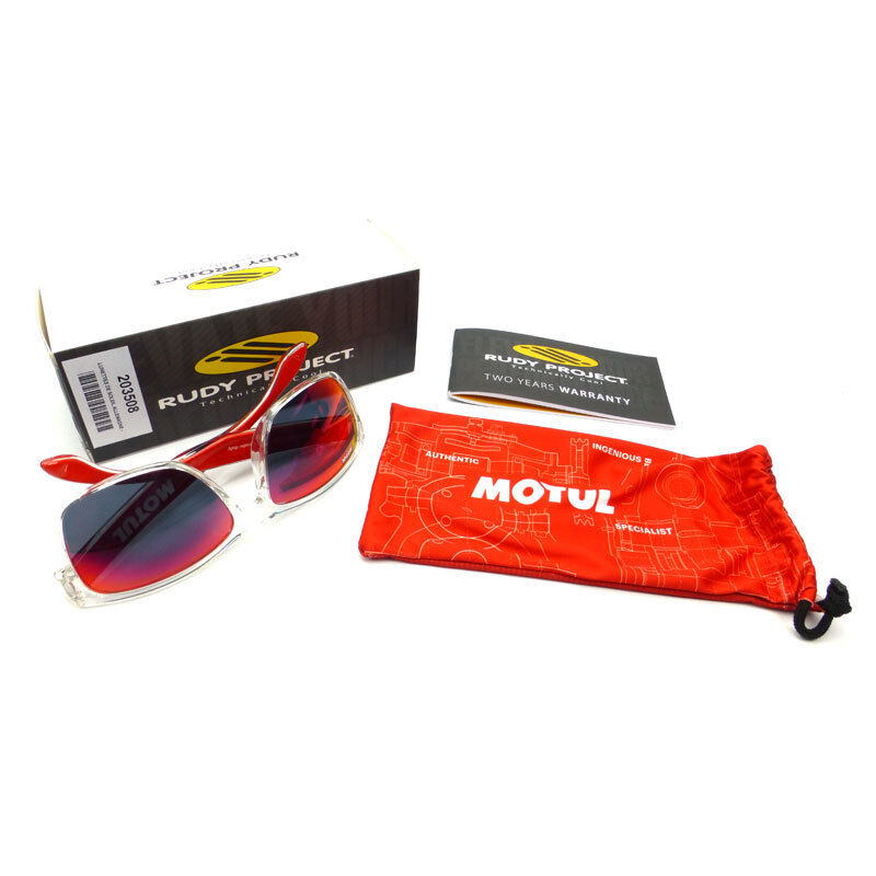 Motul Limited Edition Sunglasses Spinhawk Crystal from rudyproject