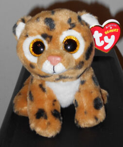 Ty Beanie Baby ~ FRECKLES the Leopard (2015 Version) ~ MINT with MINT TAGS ff54455d1d13