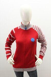 Maglione-BIKKEMBERGS-Donna-Sweater-Pull-Pullover-Maglia-Woman-Taglia-Size-M