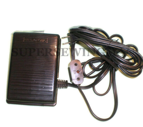 Singer Sewing Machine Featherweight Foot Control Pedal 221 /& 222 PART#196131