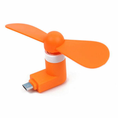 New Mini Electric Portable Fan For Android Samsung HTC Smartphones Smart Phone