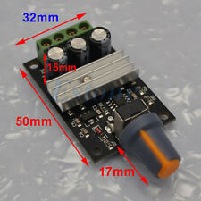 1PC PWM DC 6V/12V/24V/28V 3A Motor Speed Control Switch Controller New