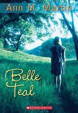 Belle Teal, Ann M. Martin, 0439098246, Book, Good