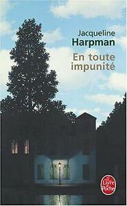 En-Toute-Impunite-Ldp-Litterature-de-Harpman-J-Livre-etat-bon