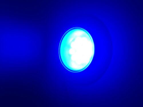 Pactrade Marine 2PCS RV Boat Pontoon Red Green Blue White LED Courtesy Light