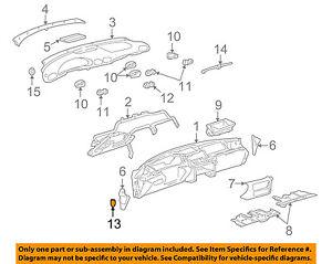 image is loading pontiac-gm-oem-95-05-sunfire-instrument-panel-
