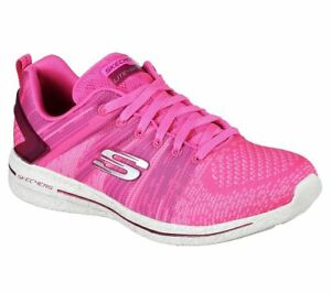 Foam Sneakers ginnastica Memory Walk Women da Pink Sportshoes New Skechers Burst gnES00