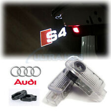 AUDI S4 GHOST LOGO LASER PROJECTOR DOOR UNDER PUDDLE LIGHTS