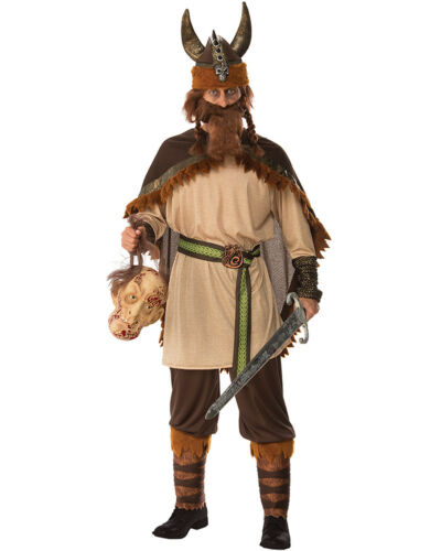 Viking Man Mens Costume