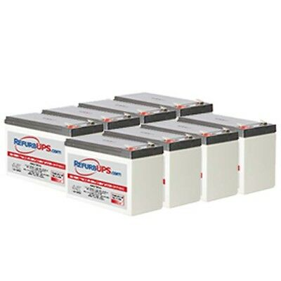 Compatible Replacement Battery Set for Dell 2700W NY8CN 12V 9Ah F2