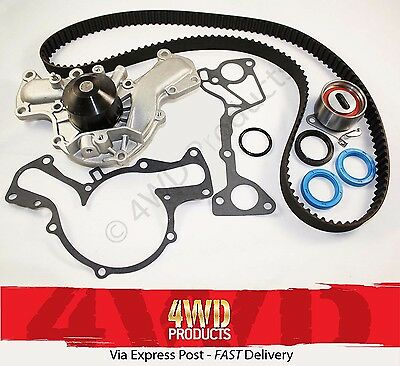 Mitsubishi Triton MK 3.0-V6 6G72 24V 96-06 Water Pump//Timing Belt kit