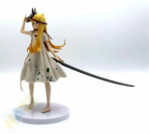 Anime-Oshino-Shinobu-EXQ-PVC-Figure-Toy-21cm-Model-Collection