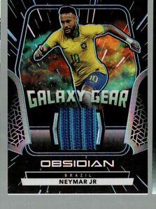 2020-21 Panini Obsidian Neymar Jr. Galaxy Gear Patch Relic #20/75 (KD)