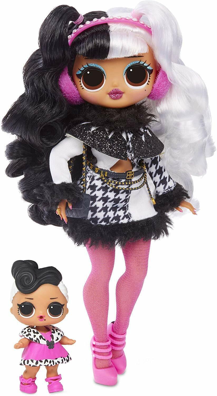 LOL LOL LOL Surprise OMG Winter Disco Dollie Fashion Doll 894