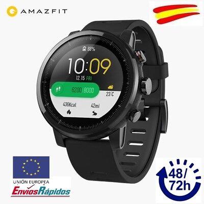 SmartWatch Xiaomi HUAMI AMAZFIT Stratos 2 GPS  ESPAÑOL  Waterproof. Envio ESPAÑA