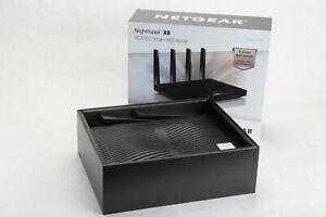 New-Open-Box-NETGEAR-Nighthawk-X8-AC5000-Tri-band-WiFi-Router-R8500-100NAS