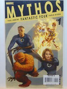 Mythos-Fantastic-Four-1-Marvel-Comics-vf-nm-CB2667