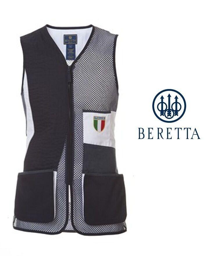 Beretta Gilet da Tiro Uniform Pro Skeet Italia Dx   GT74002113