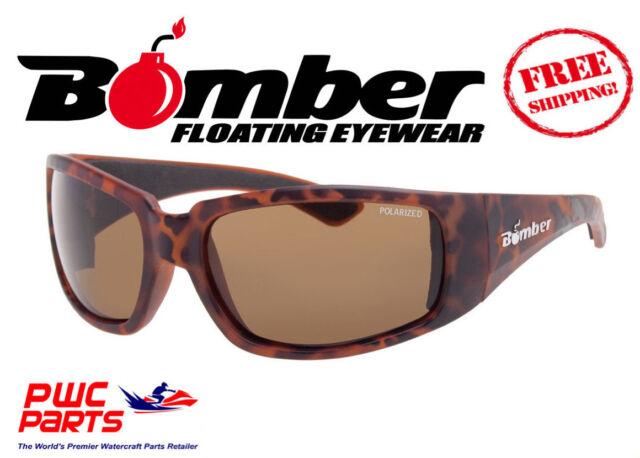 6b921380ebef Bomber STP102 Stink-bomb Polarized Sunglasses Tortoise W/smoke Lens ...