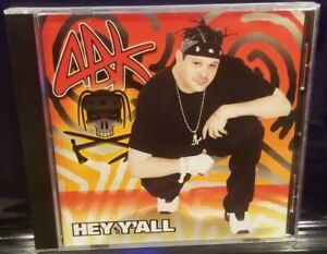 Anybody Killa - Hey Y'all CD Single ABK twiztid insane clown posse dark lotus