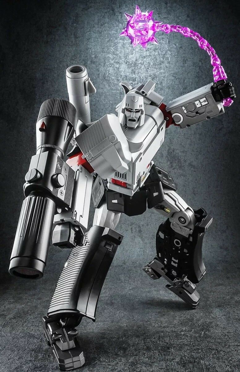 Transformers  Megatron  Wei Jiang OverDiessisioned G1 azione cifra