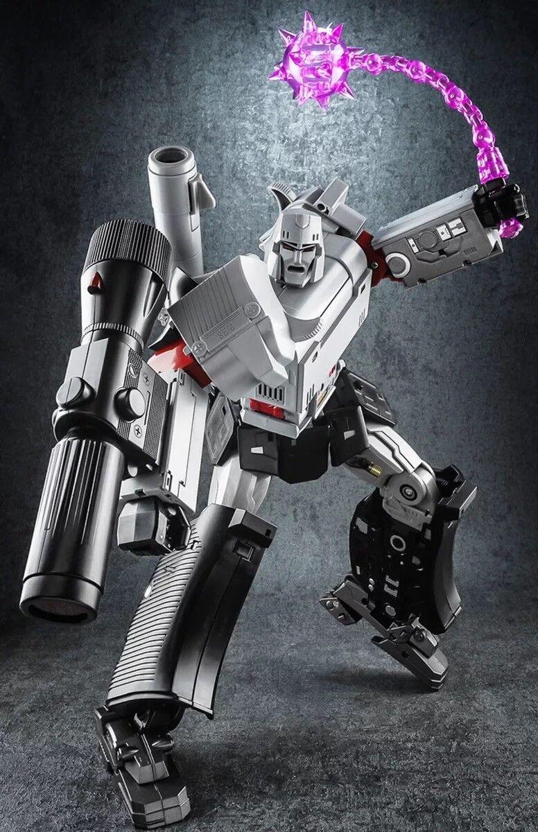Transformers  Megatron - Wei Jiang OverGrößed G1 Wirkung Figure